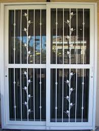 easy patio screen door also sliding glass door security screen security door ideas