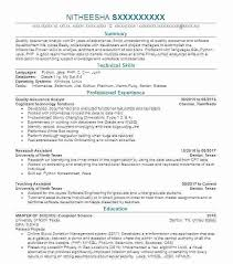 Quality Assurance Auditor Resume Sample Here Are Quality Analyst
