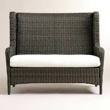 cool garden furniture. High Top Patio Furniture Cool Sleeper Loveseat New Wicker Outdoor Sofa 0d Garden A