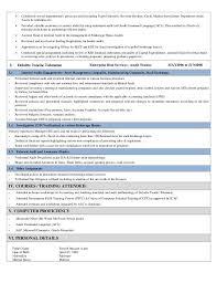 auditor cover letter entry level internal audit cover letter