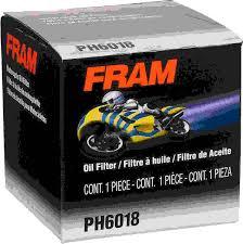Emgo Oil Filter Cross Reference Chart Fram Motorcycle Full Flow Spin On Oil Filter Ph6018 Fram