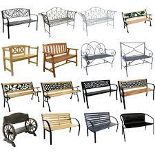 vine cast iron garden bench furniture