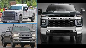 2020 Chevy 3500 Towing Capacity Chart 2020 Chevrolet Silverado Hd Versus The Competition
