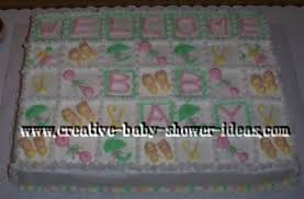 Blanket Cake Photos and Instructions & welcome baby quilt cake Adamdwight.com