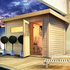Nice Sauna Traditionnel Du0027extérieur. SKROLLAN