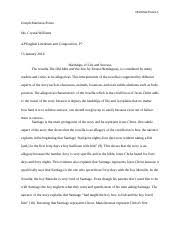 a man and the sea sparknotes   plot the old man and the sea is the     pages the old man and the sea essay fd docx