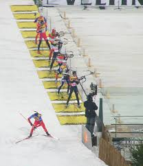 Howstuffworks explore biathlon, a combination of grueling endurance race and marksmanship competition, and finds out its rules and olympic competition events. Biathlon Wikipedia
