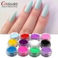 china factory whole multic color nail powder acrylic powder china acrylic powder for nails colored acrylic