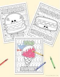 Free download 40 best quality free printable childrens coloring pages at getdrawings. Summer Coloring Pages For The Kiddos Live Laugh Rowe