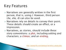 how does conflict lead to change a narrative essay is a story a  3  narratives