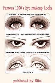 gallery the makeup looks of the 1920 s hollywood eye makeup looks
