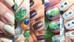 5 Basic Nail Art Designs 5 Easy Nail Art Designs You Can Impress People With