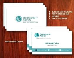 Editable Business Card Template Format Free Download For Illustrator Pdf