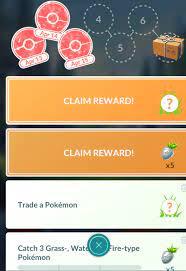 Pokemon Go Bangalore - Research Quests Cords April 2019 Week 3
