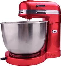 <b>Миксер KELLI KL-5071</b>, красный, серебристый — купить в ...