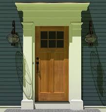 new front door door surround built with azek mouldings light fixtures are hinkley cape cod onion lanterns tall