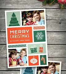 christmas card collage templates christmas collage template free holiday card templates for