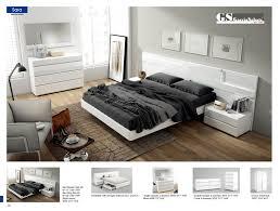 king platform bed set. Fine Set ESF Furniture Sara King Platform Bed In White Media Gallery 1 Intended Set L
