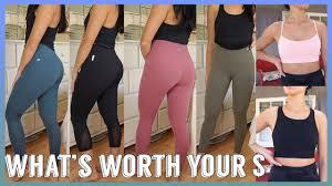 Favorite Gym Leggings Activewear Aliexpress Lululemon Fabletics Forever 21