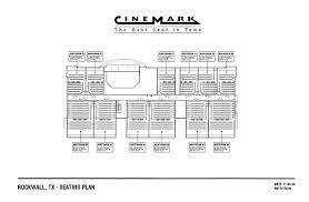 Cinemark Seating Chart Cinemark 12 Rockwall Tx Seating Plan