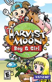 Harvest moon boy and girl guide