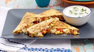 mexican food quesadilla. Beautiful Quesadilla With Mexican Food Quesadilla