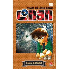 Truyện tranh Thám tử lừng danh Conan tập 90 - NXB Kim Đồng, Giá tháng  10/2020