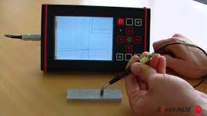 Eddy Current Testing High Frequency Eddy Current Inspection Youtube