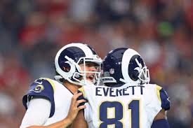 Rams 2017 Depth Chart 2018 La Rams Roster Preview Tight End Unit Preview Turf