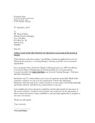 Internship Cover Letter Malaysia Lezincdc Com