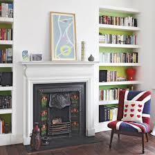 Coloured Floating Shelves New Let Floating Shelves Revolutionise Your Walls Ideal Home