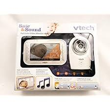 Amazon.com : VTech VM341 Digital Video Baby Monitor with Camera and ...