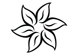 Coloring Flower Pages Flowers Coloring Pages Color Printing Flower