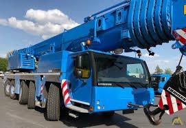 Liebherr 200 Ton Mobile Crane Load Chart Liebherr Ltm 1200 5 1 200 Ton All Terrain Crane For Sale