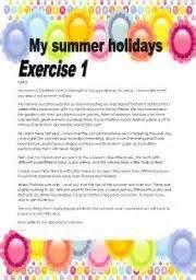 essay on my summer holidays  essay on my summer holidays