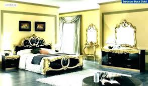 White Black Bedroom Ideas Black And Gold Bedroom Decor White Gold ...