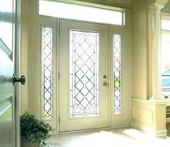 front door with glass window exterior door window inserts replacement glass exterior door exterior door windows