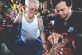 тайские сказки сак янт магическая тайская татуировка