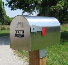 stainless steel mailbox. Throughout Stainless Steel Mailbox