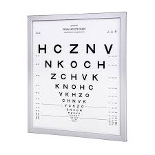 Distance Visual Acuity Chart Wh0704 Etdrs Led Distance Visual Acuity Chart View Led Distance Visual Acuity Chart Rs Product Details From Nanjing Redsun Optical Co Ltd On