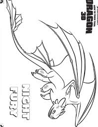 Best Opti On How To Train Your Dragon Coloring Pages On With Hd