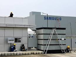Image result for samsung commission largest phone factory in india