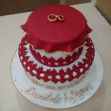 Traditional Cake For Best Wedding Cake Promo Saycheese Cakes Nigeria
