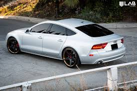 audi a7 2014 custom. audi a7 on lab forged lb5 2014 custom