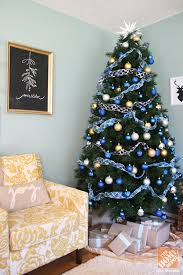 Christmas Tree Ornaments Adding Charm To Your HomeBlue Christmas Tree Ideas