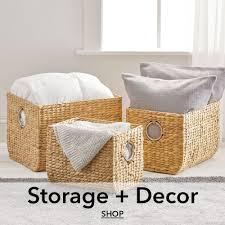One Design Home Baskets Mdesign Home Decor
