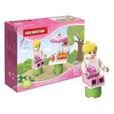 Đồ Chơi Lắp Ráp 12 Hộp Ngôi Nhà Bé Gái For Girls Lele Brother (8518) – Đồ  Chơi Lắp Ráp Toys Face