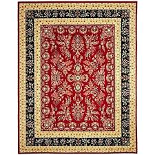 red and gray area rug black rugs silver 5x7
