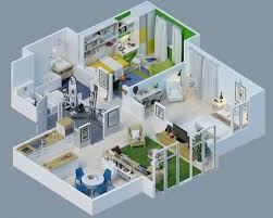 Online Home Design 3D Plans