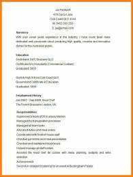 Cv Template Word Free Download Editable Microsoft Word Chef Resume